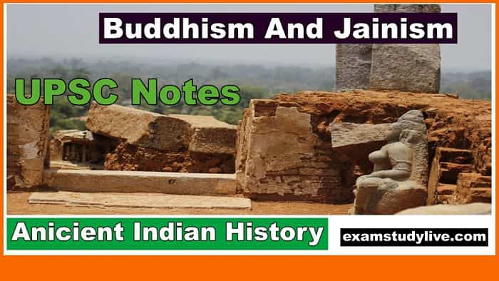 buddhism and jainism notes for upsc