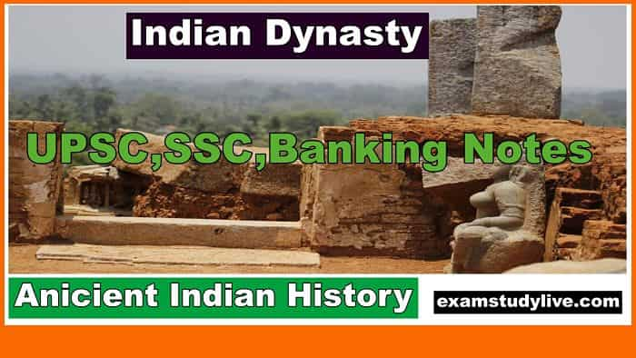 indian dynasty north to south india