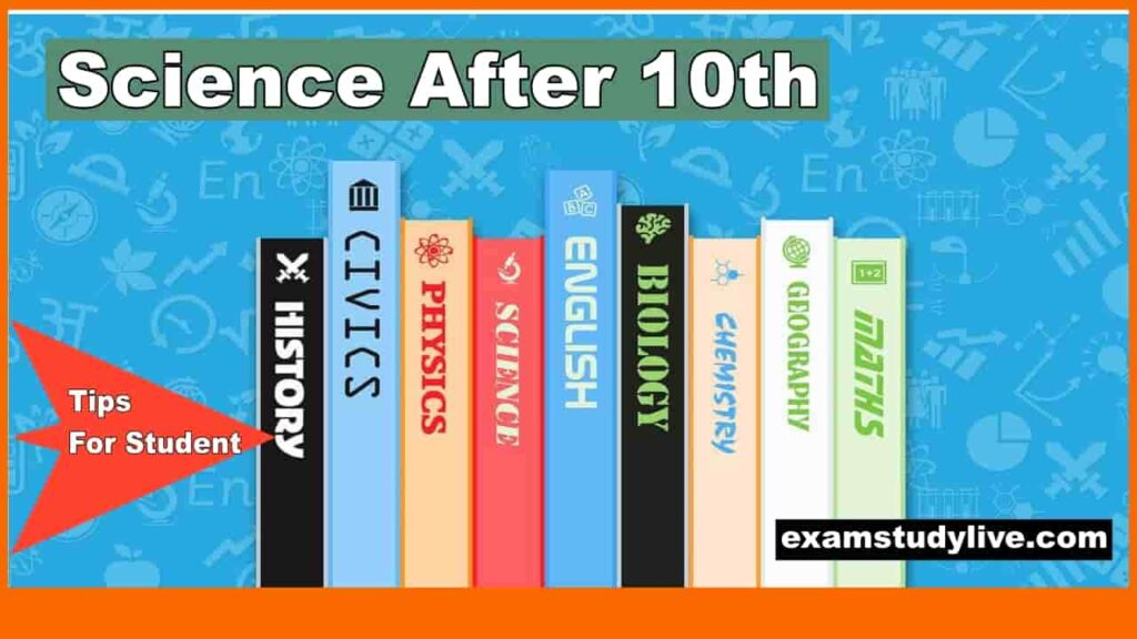 science after 10th science subjects benefits career
